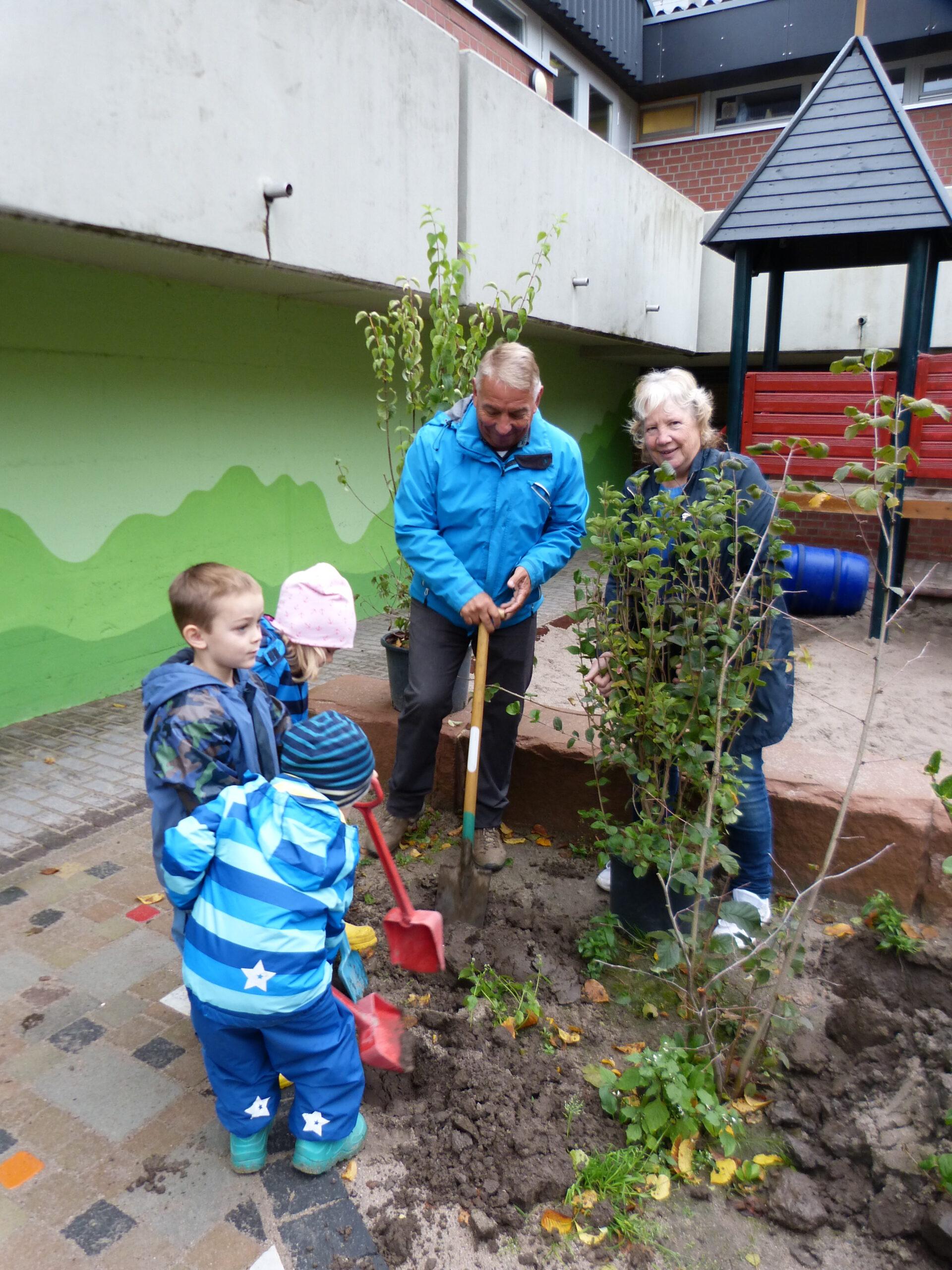Mühltaler Grüne unterstützen Kindergarten